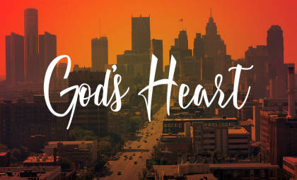 God Heart's For The Sick and Disabled